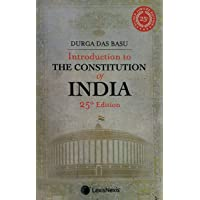 Introduction to the Constitution of India - 25/edition
