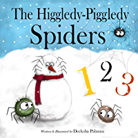 The Higgledy-Piggledy Spiders