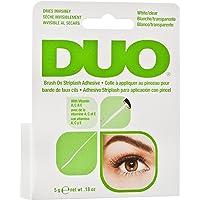 ARDELL DUO Brush On Strip Lash Adhésive - Blanc (Clear) - 5g