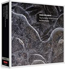 Holmboe: Complete String Quartets (String Quartets 1-7)