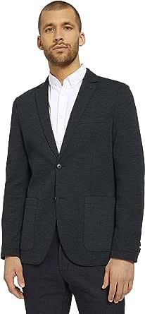 TOM TAILOR Men's Jersey Blazer