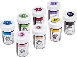 Wilton Icing Color Kit 8 x 28.3 g, 1er Pack (1 x 226.4 g)