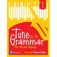 English Grammar Book, Tune in to Grammar, 6 - 7 Years (Class 1), By Pearson