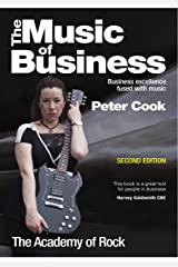 The Music of Business: Business Excellence fused with Music Kindle Edition