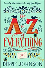 The A–Z of Everything: A gorgeously emotional and uplifting book that will make you laugh and cry Kindle Edition