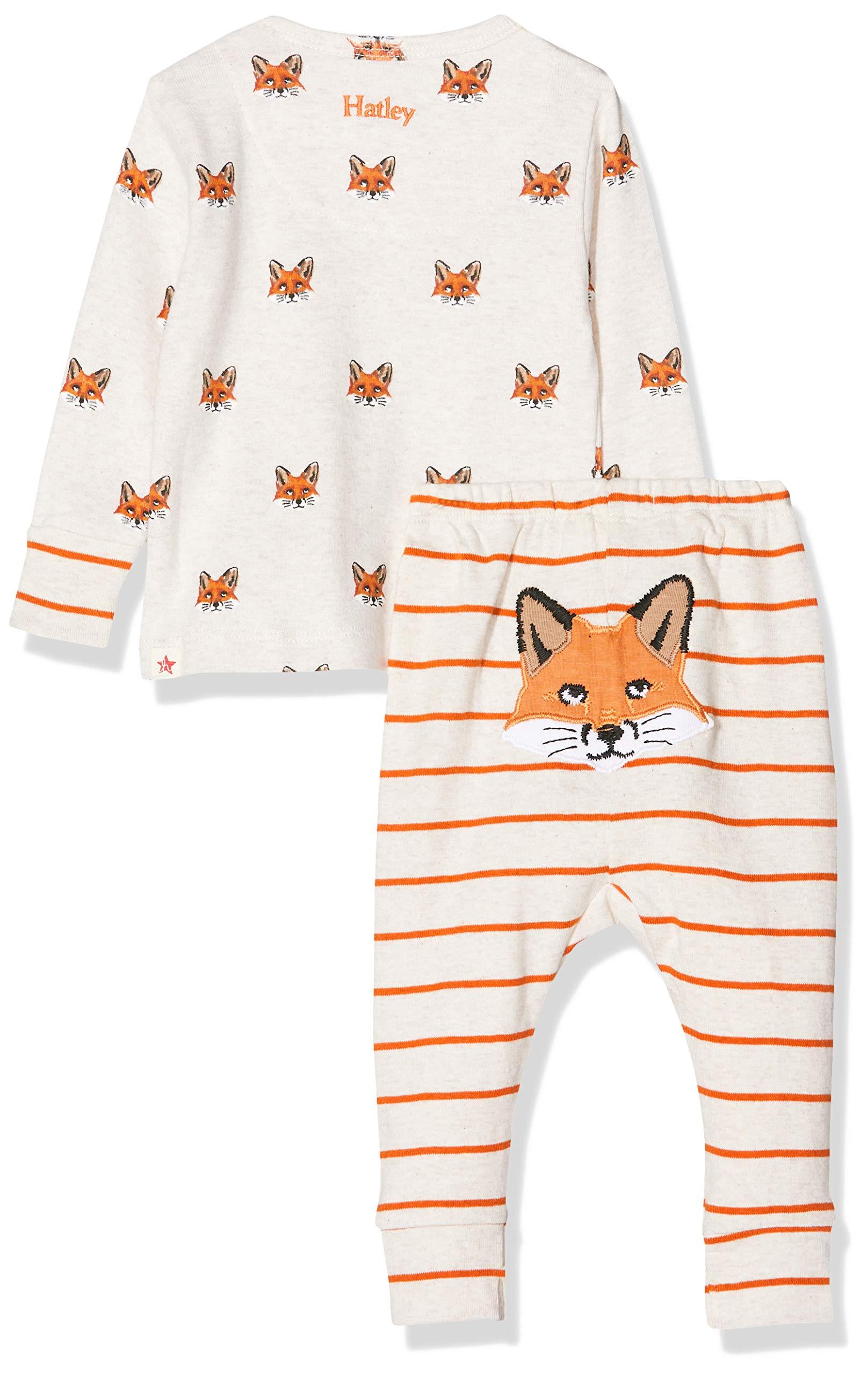 Hatley Organic Cotton Pyjama Sets Conjuntos de Pijama para Bebés 2