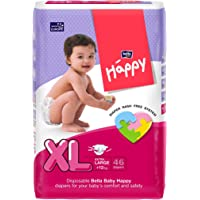 Bella Baby Happy Extra Large Diapers (46 Pieces)