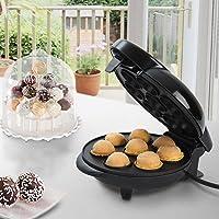 Jago - Appareil à Cake pops - Taille M (8 Cake pops) ou Taille L (12 Cake pops) - 50 bâtonnets Inclus