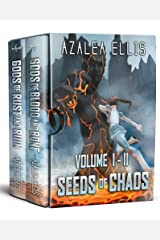 Seeds of Chaos Omnibus: A GameLit Dark Adventure Series (Books 1 & 2) Kindle Edition