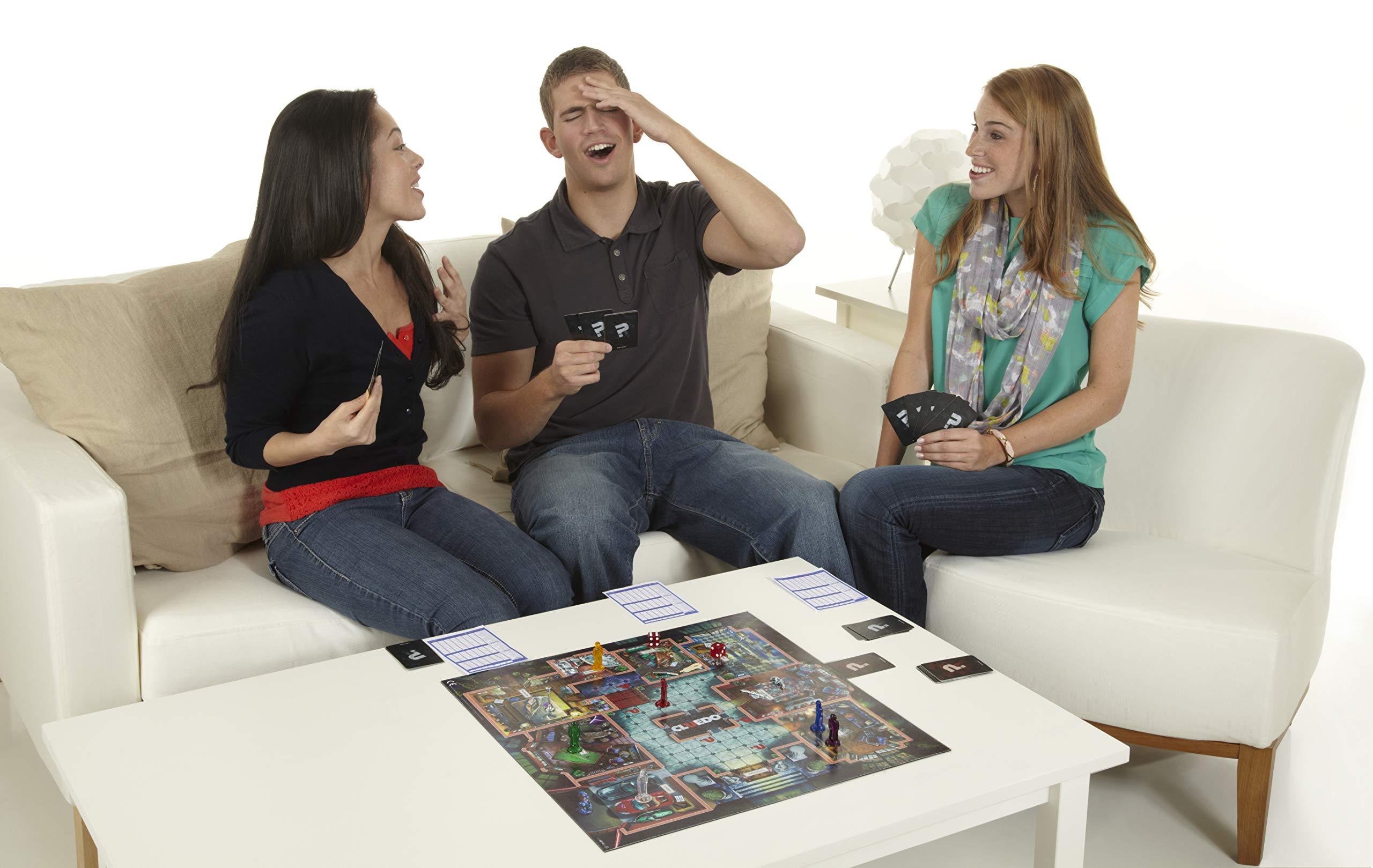 Hasbro Gaming - Cluedo, Gioco in Scatola 4 spesavip