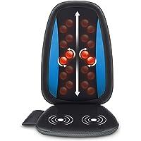 Comfier Masseur de Dos Shiatsu avec Chaleur- Fauteuils et sièges de massage, siège massant pour le soulagement complet…