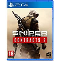 Sniper Ghost Warrior contracts 2 - PlayStation 4