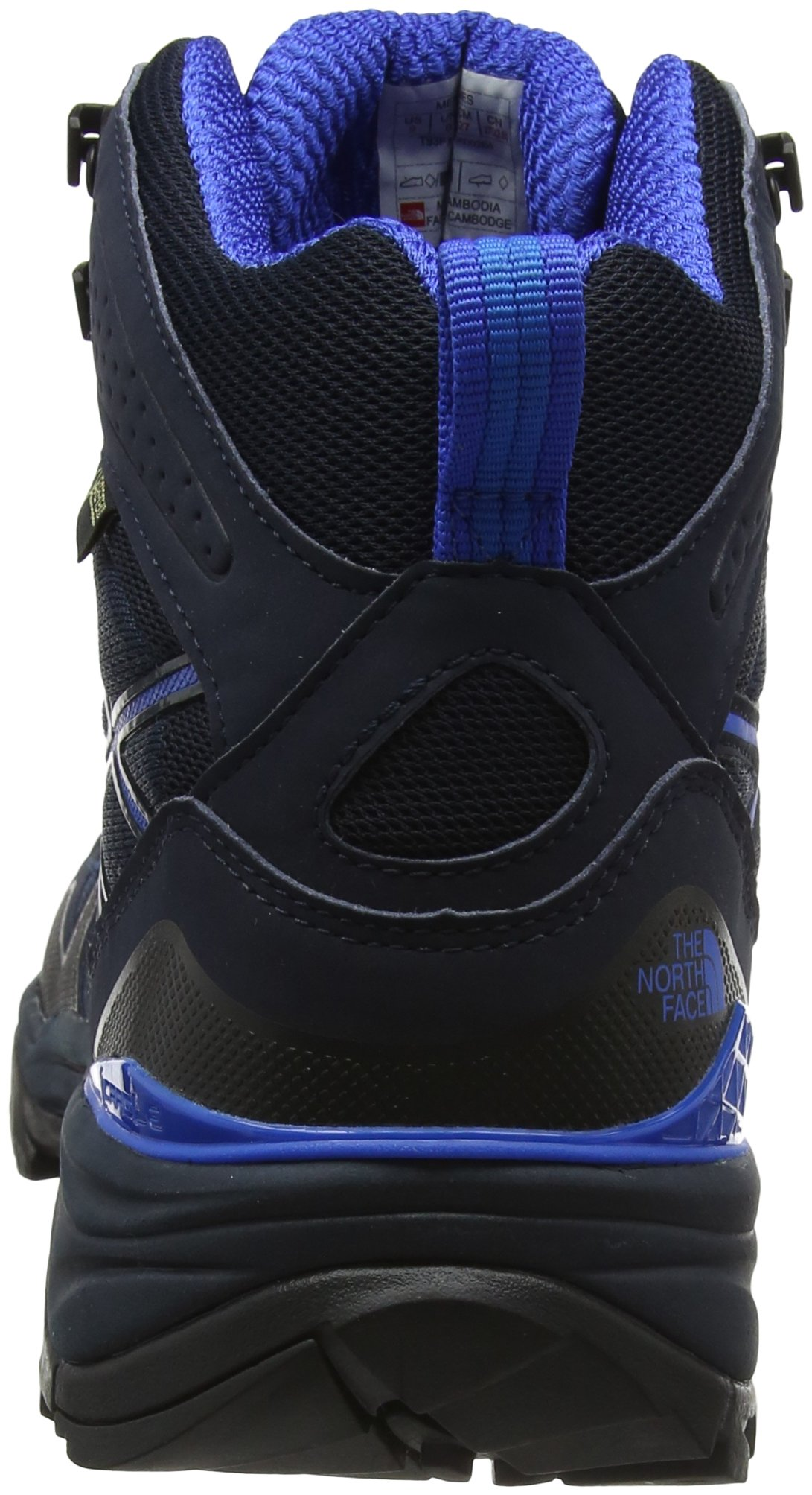 81wXepV32HL - THE NORTH FACE Men's Hedgehog Fastpack Mid Gtx High Rise Hiking Boots
