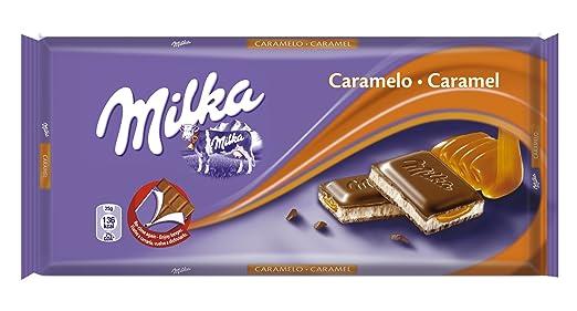 Milka White Chocolate: Amazon.co.uk: Grocery