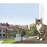 Trixie Skyddsnät, 8 x 3 m, Transparent