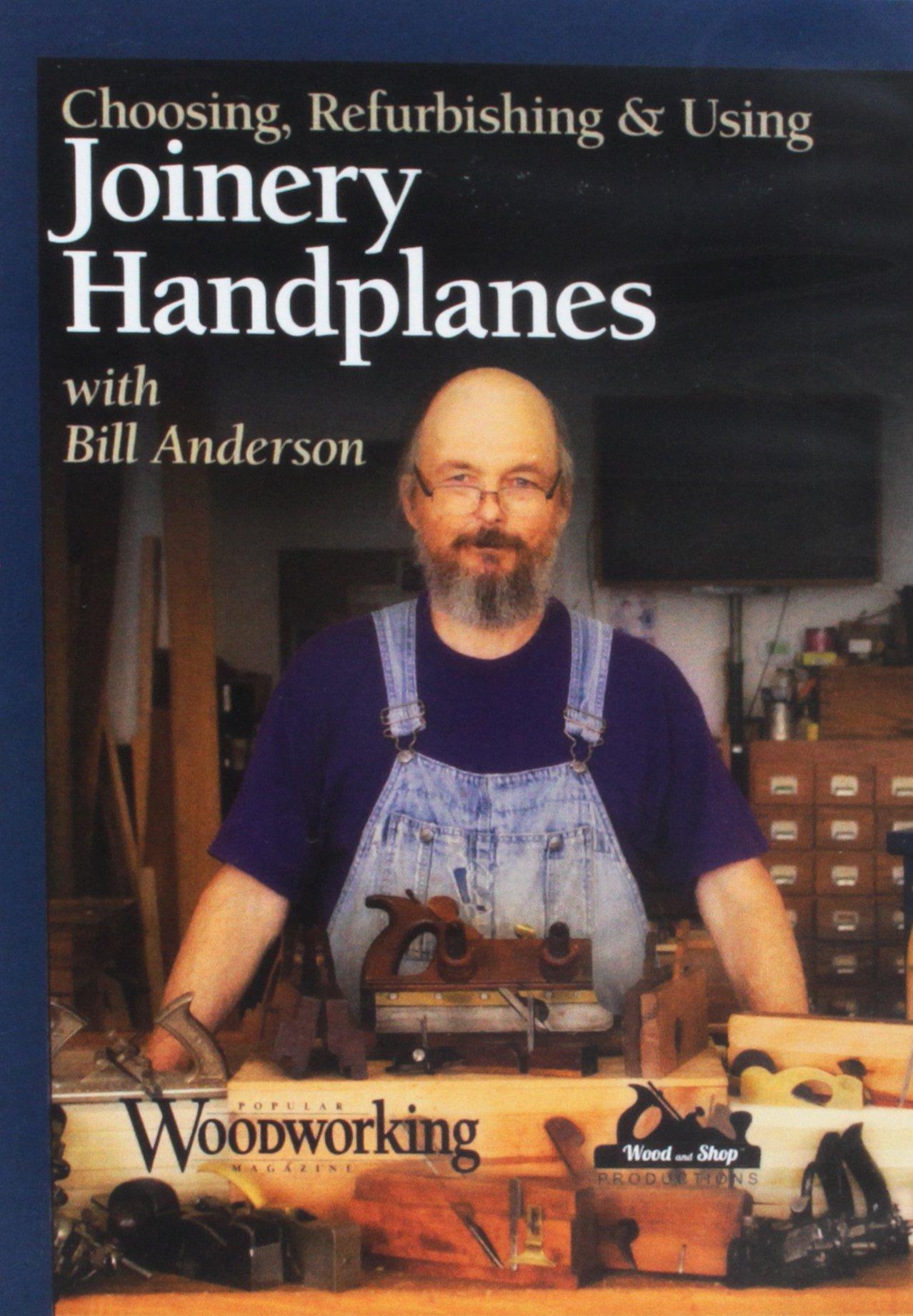 All About Joinery Planes with Bill Anderson [Edizione: Regno Unito]