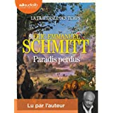 Paradis perdus - La Traversée des temps, tome 1: Livre audio 2 CD MP3