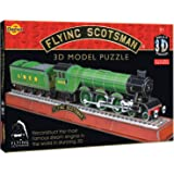 Cheatwell Games 02378 BYO 3D Puzzle Flying Scotsman