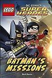 LEGO® DC Comics Super Heroes: Batman's Missions (DK Readers Level 2)