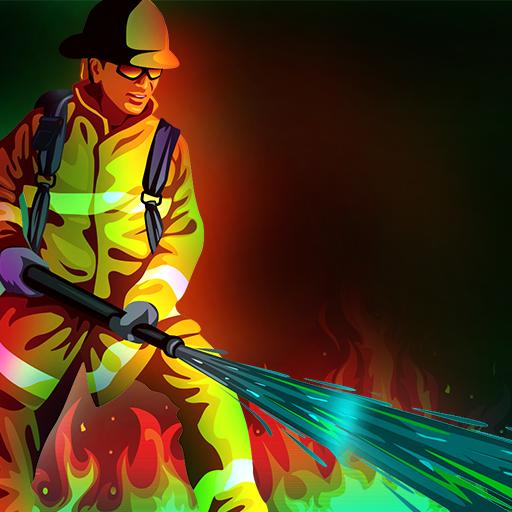 Waldbrandbekämpfung: Speichern Sie die Bäume und Tierwelt aus Feuer - Gratis-Edition