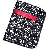 CHIAOGOO - Lot d'Aiguilles à Tricoter interchangeables - Petite Taille - 12,7 cm - Twist Red Lace