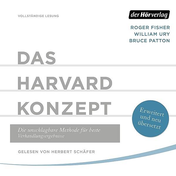 Electronic Commerce Das Harvard Verhandlungskonzept