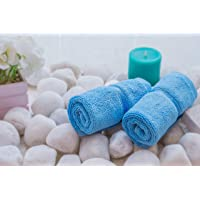 Spread Spain Roman Ultra Soft Pure Cotton 2 Pieces Face Towel - 600 GSM
