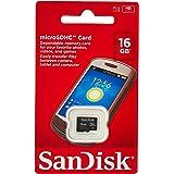 Sandisk 16 GB Micro SDHC Card Class 4