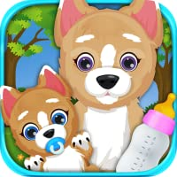 My Newborn Puppy - Baby & Mommy Pregnancy Care for Pets