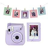 instax 70100147878 instax mini 11 Kit de accesorios para cámara, lila