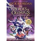 Heroes of Olympus Set (The Heroes of Olympus)