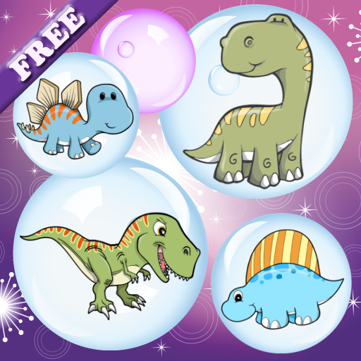 Dinosaurs Bubbles For Toddlers And Kids FREE App To Discover Amazoncouk Appstore Android