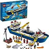 LEGO City 60266 Ocean Exploration Ship (745 Pieces)