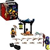 LEGO 71733 NINJAGO Legacy Epische Gevechtsset – Cole vs. Ghost Spinner Speelset met 2 Warrior Ninja Minifiguren