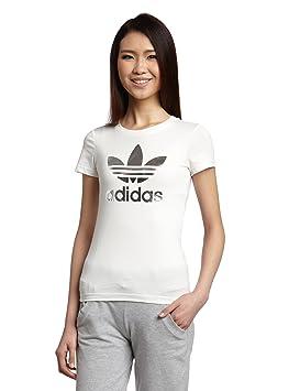 adidas trefoil t-shirt pour femme
