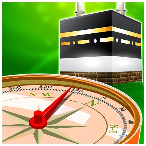 Qibla Richtung, Qibla Finder, Qibla Kompass Richtung Finder