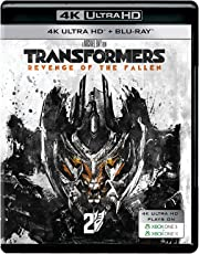 Transformers 2: Revenge of the Fallen (4K UHD & HD) (2-Disc)
