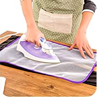 Di Grazia Ironing Pad Protective Insulation Scorch Mesh Cloth, Pressing Cloth for Easy Ironing