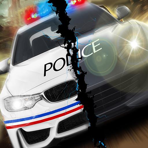 Dubai Police Car Racer Racing Fever Speed Racer Amazon De Apps