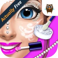 Princess Gloria Makeup FULL