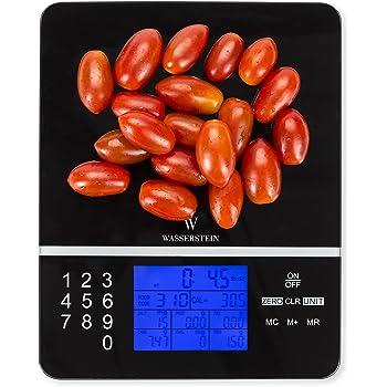 Soehnle 66130 Digitale Kuchenwaage Food Control Easy Amazon De