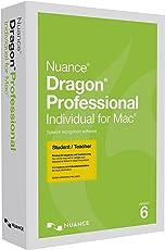 Dragon Professional Individual for Mac 6.0, Student-Teacher Edition