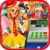 Fair Food Supermarket Simulator - Kids Prize Claw, Dessert Food & Carnival Games FREE
