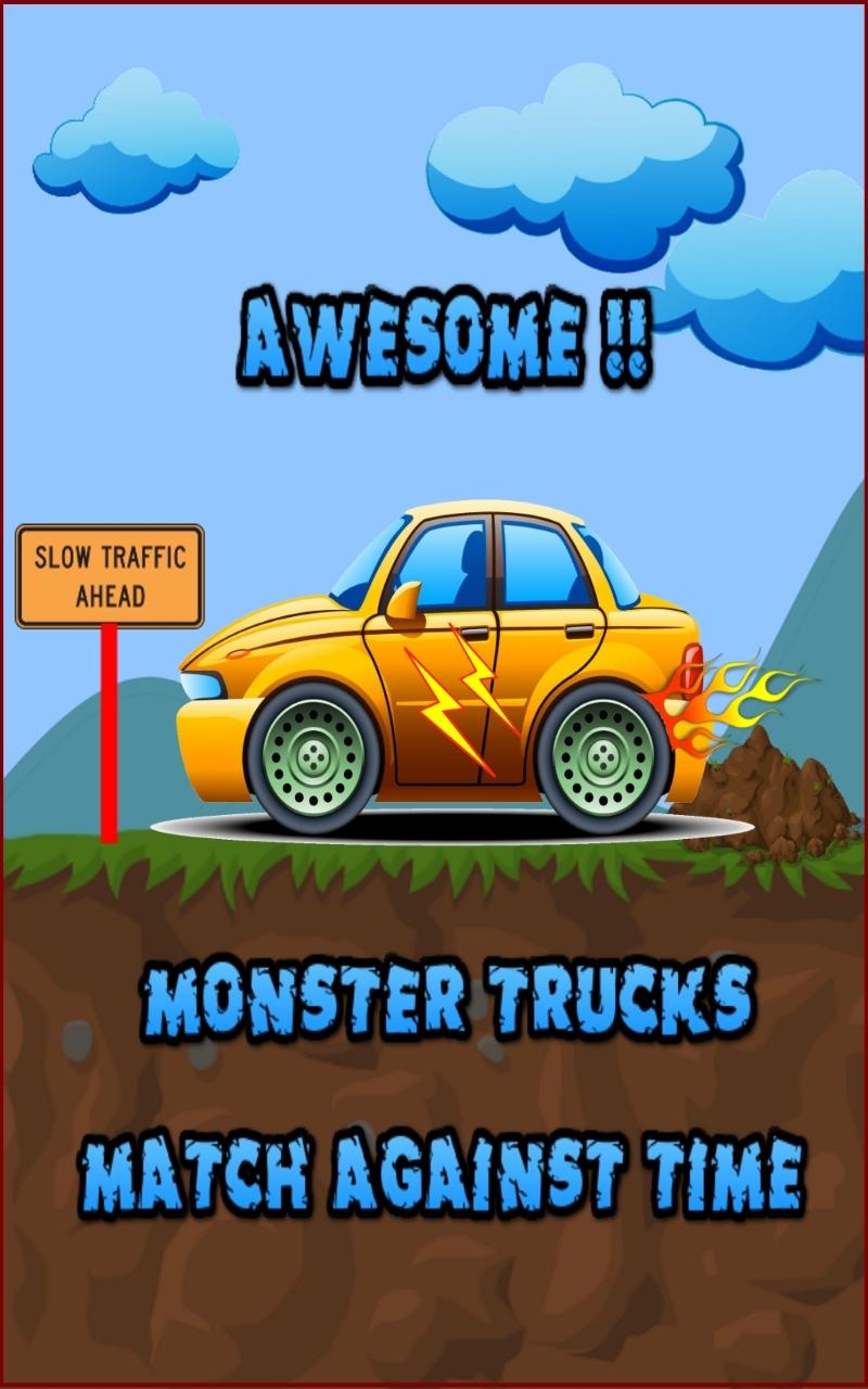 Monster Trucks Match Game for kids: Amazon.de: Apps für ...