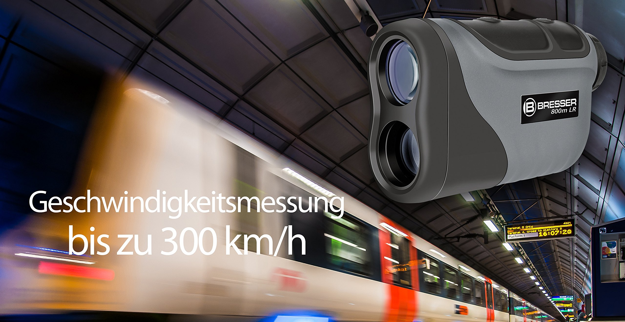 Entfernungsmesser Bresser : Bresser laser entfernungsmesser geschwindigkeitsmesser amazon