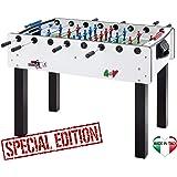 Roberto Sport Calciobalilla Match 2.0 Special Edition biliardino + Palline