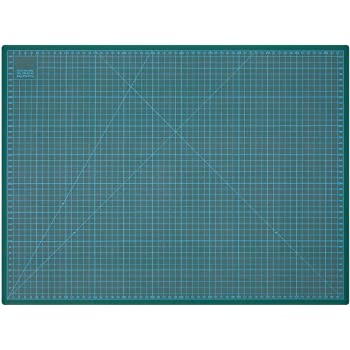 Mintgr/ün A3 Schneidematte 45x30 cm A3 Schneideunterlage 2 Seiten Schneiden Gedruckte Boards Selbstheilende Rutschfeste