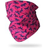 Ruffnek Caballos Rosa y Azul Pañuelo de Cabeza Multiuso / Bufanda para Hombre, Mujer & Infantil
