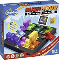 Ravensburger 76301 ThinkFun Rush Hour Spiel - Smart Game