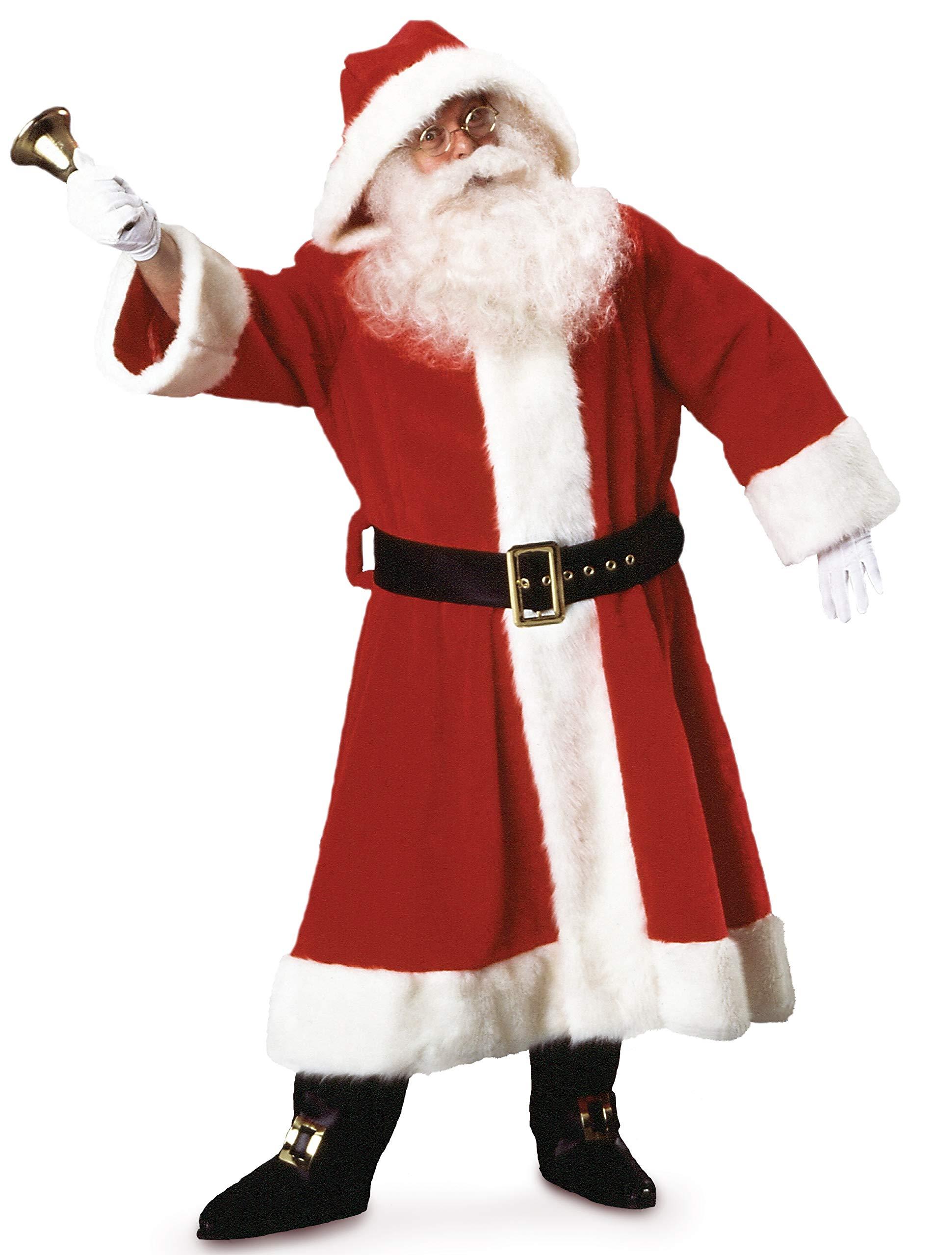 Rubies 2370 – Disfraz de Papá Noel para hombre
